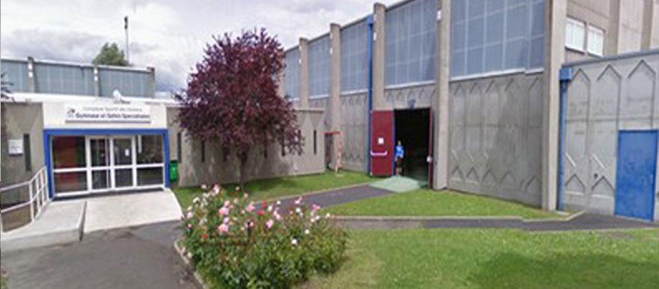 Gymnase Cézeaux