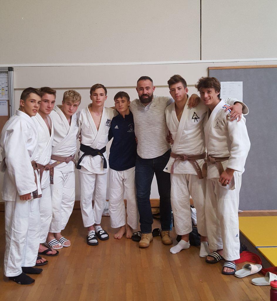 Championnat de France Aura masculin
