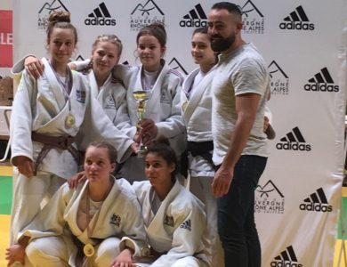 Championnat AURA Cadet 2019
