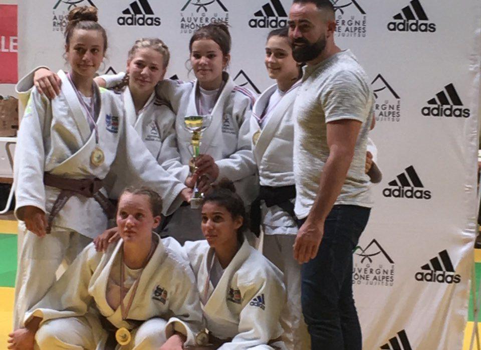Championnat AURA Cadet