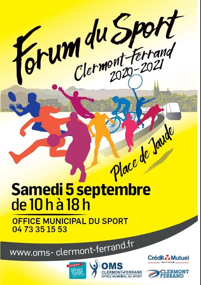 forum des sports 2020-2021